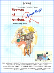 Vectors of Autism poster