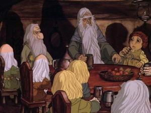 the hobbit - 1977