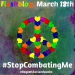 #stopcombatingme