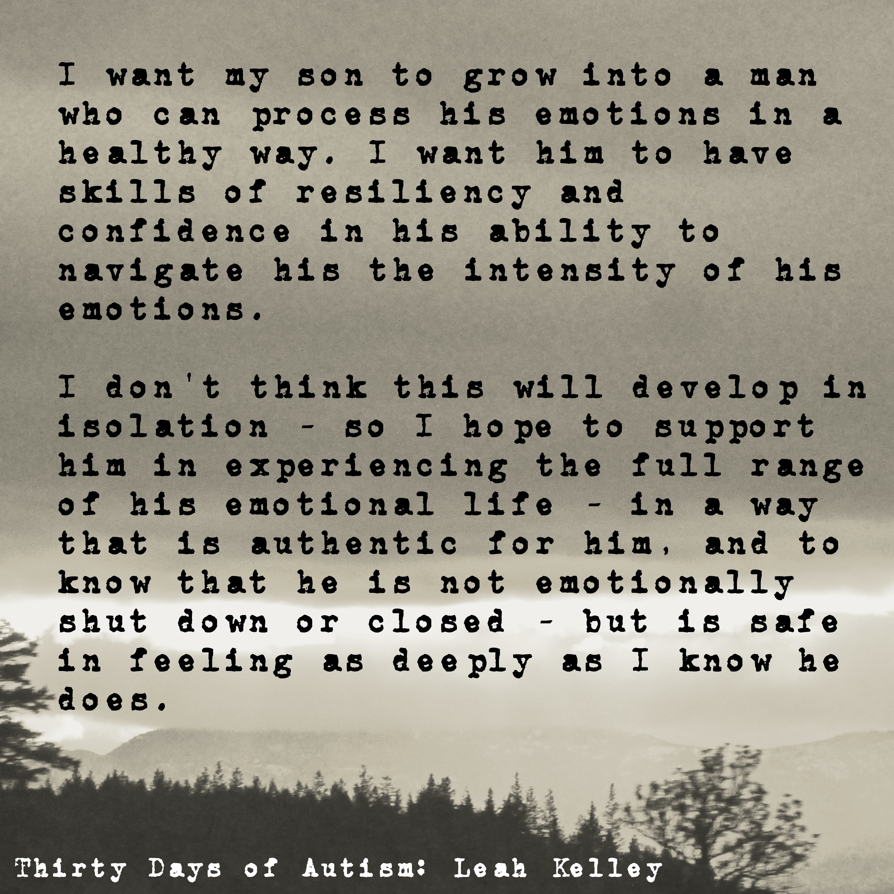 Autism Through My Lens Film By People >> Meltdowns And The Lens Of Ableism Thirty Days Of Autism
